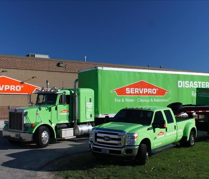 SERVPRO of Milwaukee North Semi & Dessicant
