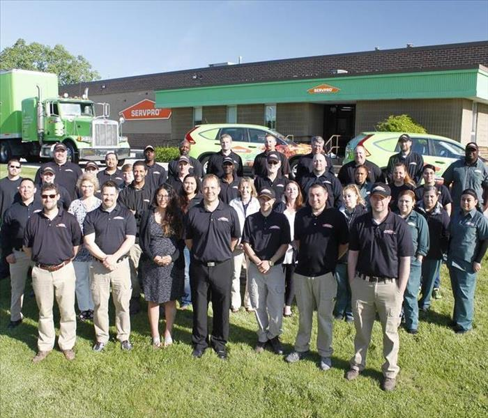 General SERVPRO of Milwaukee North